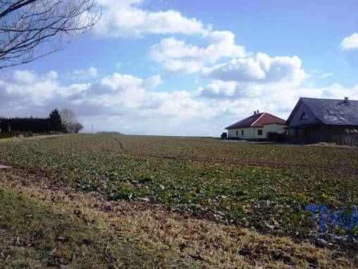 Rychnovek - Zvole - slunný stavební pozemek  foto 1