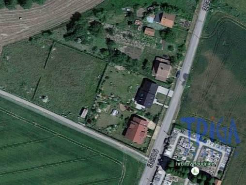 Roudnice-stavební pozemek  3122 m² foto 1
