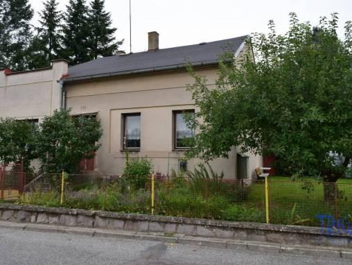 Česká Skalice - rodinný dům 2+1  foto 1