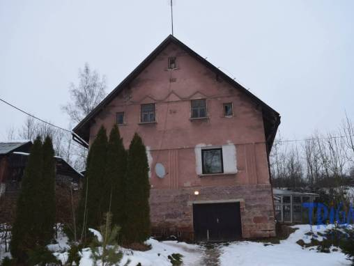Dolní Olešnice - rodinný dům s pozemkem foto 1