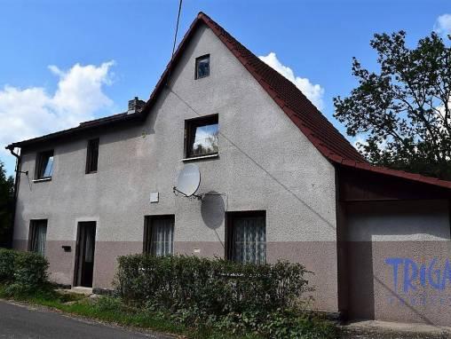 Horní Brusnice - rodinný dům foto 1