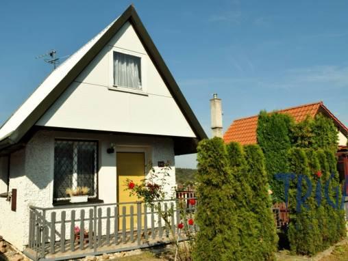 Velichovky - zděná chata s možností rozšíření a trvalého bydlení foto 1