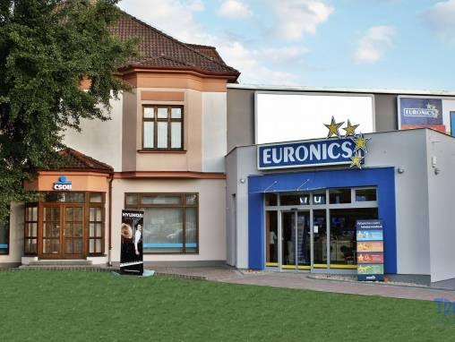 Jaroměř - pronájem nebytového prostoru 153  m² foto 1