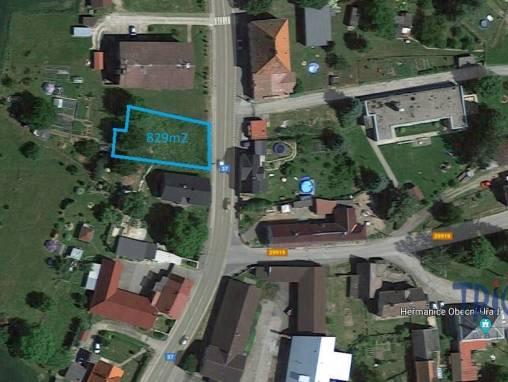 Land for sale, 829 m² foto 1