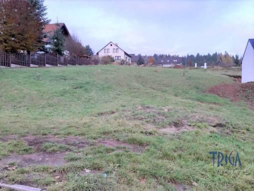 Hostinné - stavební pozemek foto 1