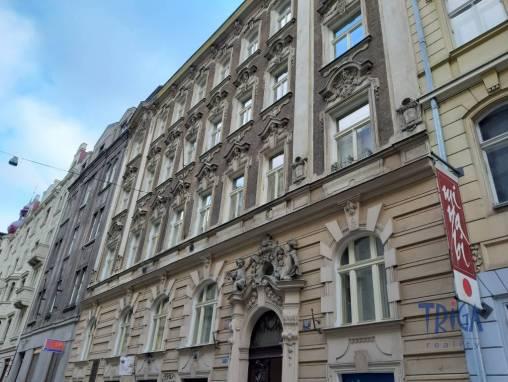 Praha 1 - zděný byt 2+1 foto 1