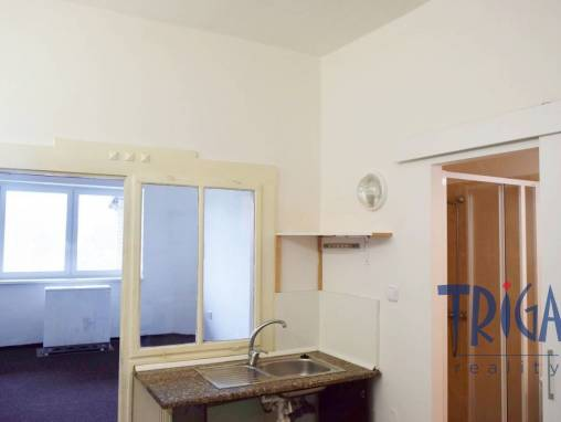 Apartment for rent, 1+kk, 23 m² foto 1