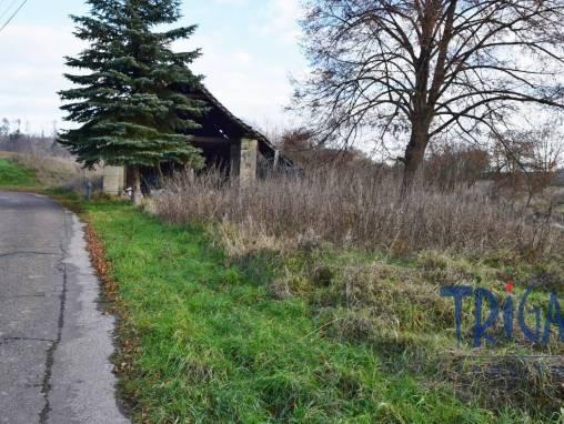 Lužany - stavební pozemek 3005  m² foto 1