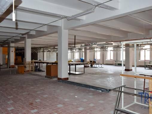 Jaroměř - pronájem nebytových prostor 1300 m²  výroba / sklad foto 1