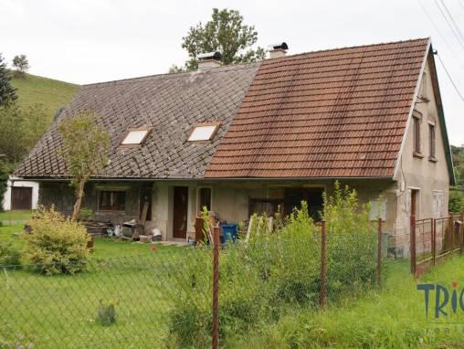 Nízká Srbská - prodej domu 3+kk s pozemkem 1410  m² foto 1
