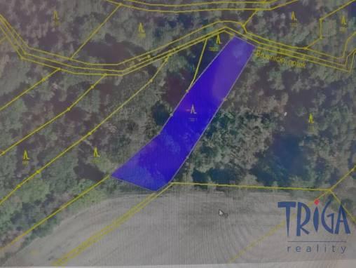 Land for sale, 2031 m² foto 1