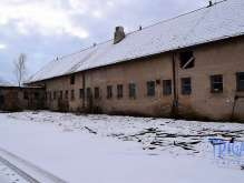 Bílá Třemešná - areál bývalého družstva foto 3