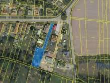 Rasošky - stavební pozemek  1405 m² foto 3