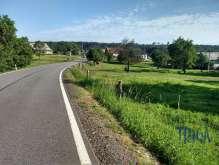 Brzice - Proruby - stavební pozemek 1170 m² foto 3
