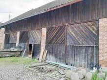 Bílá Třemešná - stodola foto 2