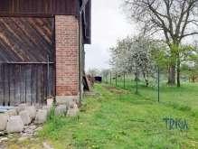 Bílá Třemešná - stodola foto 3