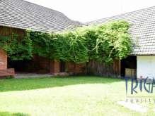 Brzice - roubená chalupa s pozemkem 2 547  m² foto 3