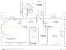 Commercial space for rent, Administrative building, 170 m² foto 2