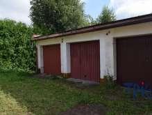 Dvůr Králové n.L. - zděná garáž foto 2