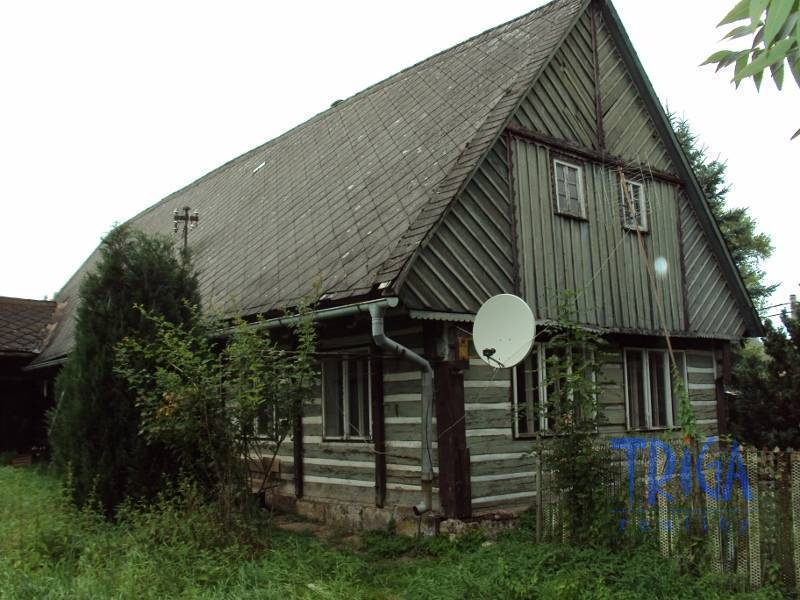 Horní Brusnice - bývalá usedlost