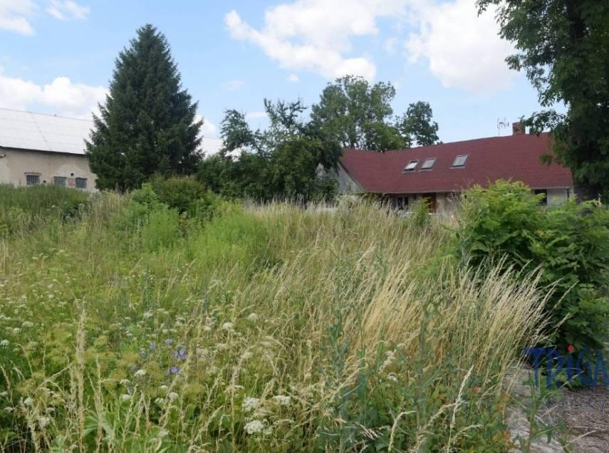 Kopidlno Pševes - stavební pozemek