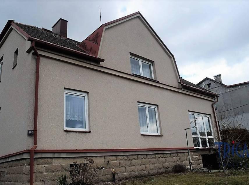 Rtyně v Podkrkonoší - rodinný dům