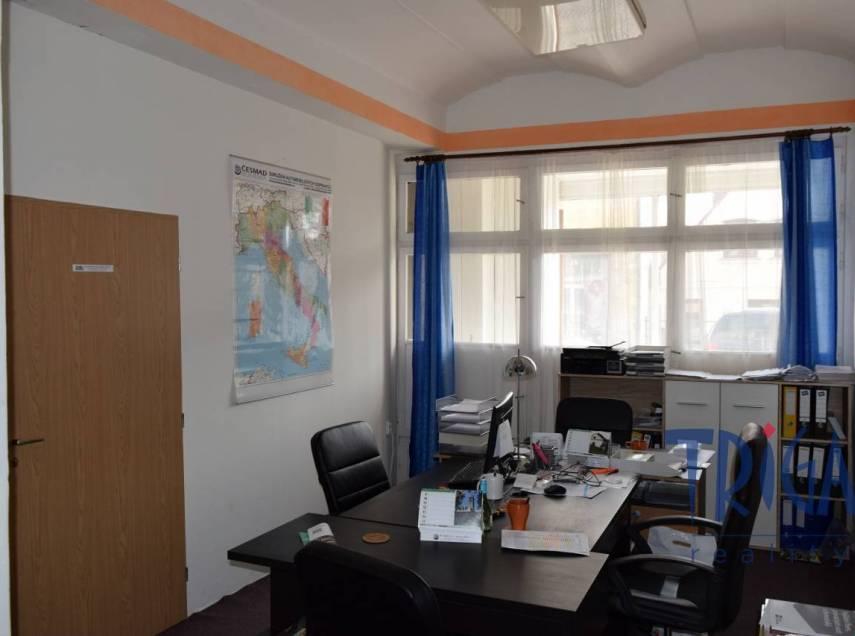 Jaroměř - pronájem kancelářského a skladovacího prostoru o ploše 100 m²
