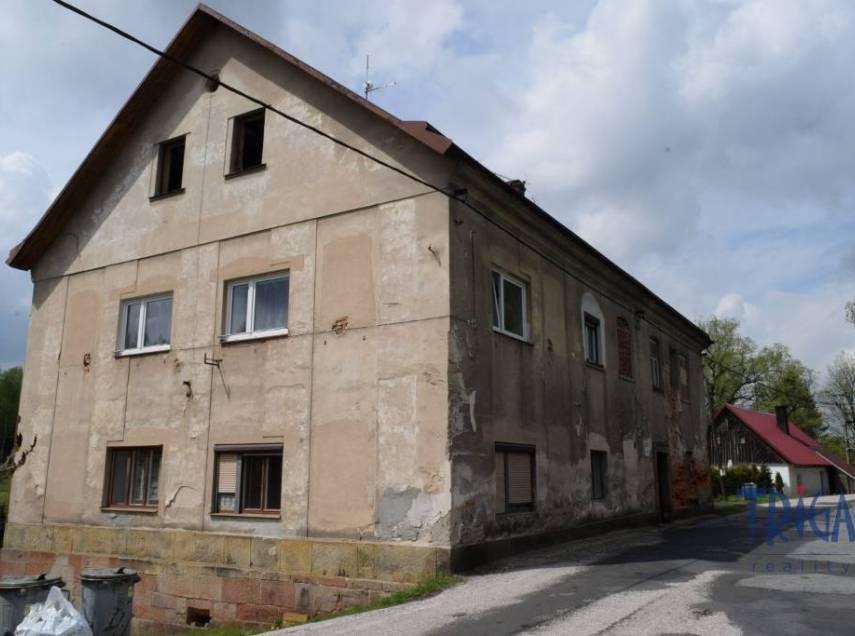Borovnička - prostorný byt 4+1