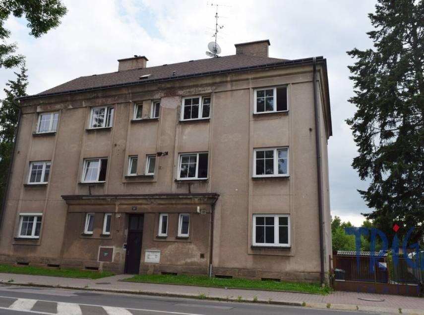 Trutnov - družstevní byt 1+kk
