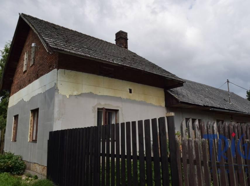 Bílé Poličany - rodinný domek