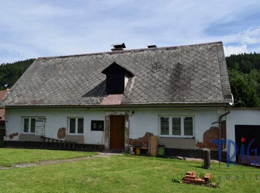Bohuslavice nad Úpou - rodinný dům
