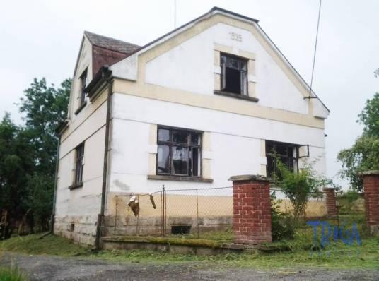 Vilantice  - samostatný rodinný dům s pozemkem 1902 m²