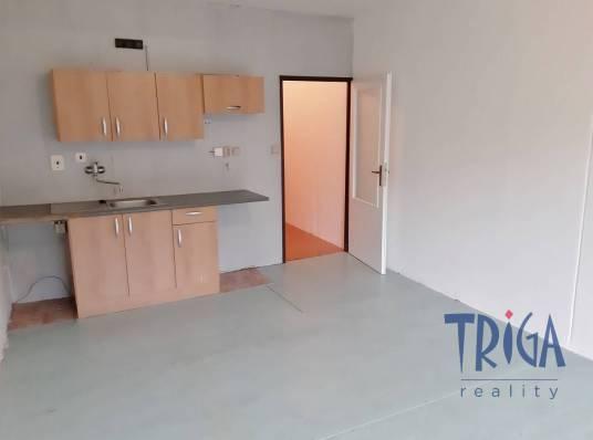 Apartment for sale, 1+kk, 31 m²